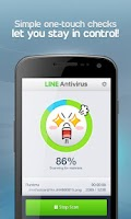 Screenshot of LINE Antivirus