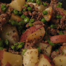 Easy Hamburger Potato Skillet of Yumminess