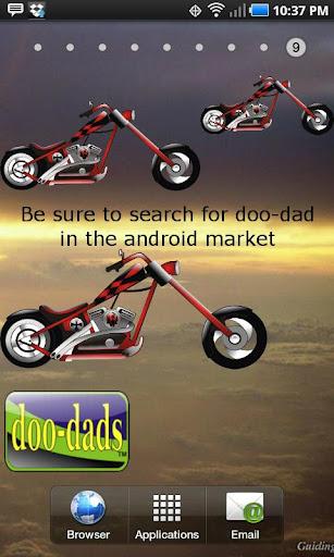 Chopper doo-dad