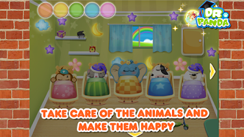 Screenshot of Dr. Panda's Daycare