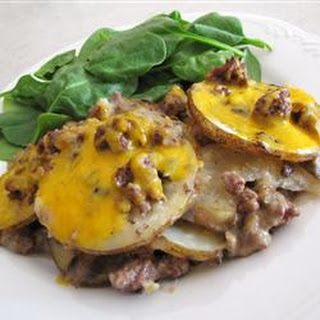 Hamburger And Potato Casserole Ground Beef Recipes