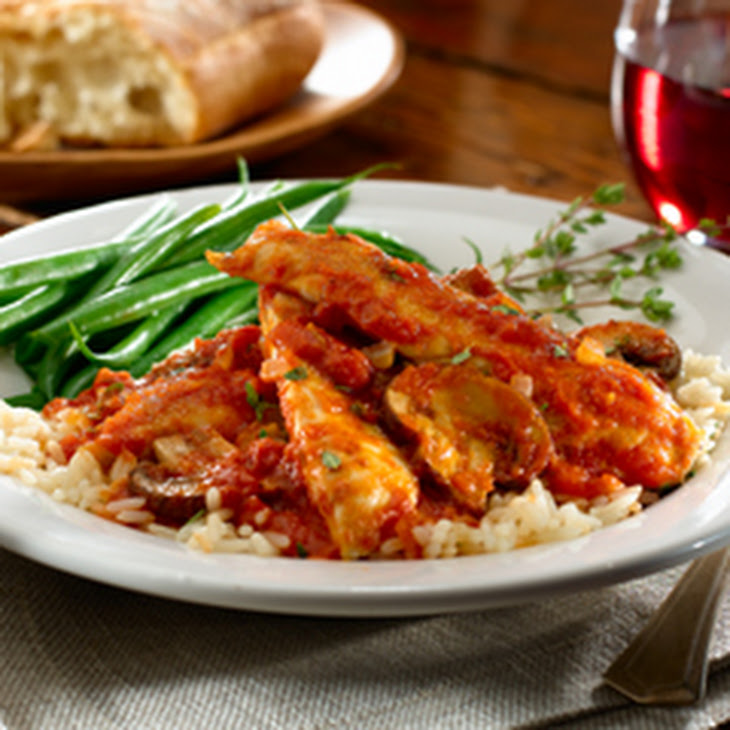 Quick Chicken Cacciatore Recipes — Dishmaps