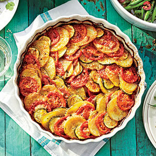 Potato Squash Zucchini Casserole Recipes