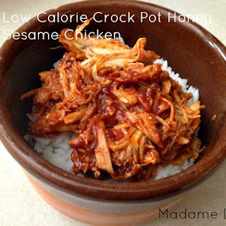 Low Calorie Crock Pot Chicken Recipes