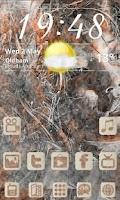 Screenshot of Elegant GO Launcher EX