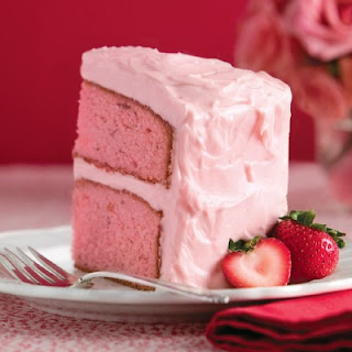 Layered Strawberry Cake Dessert Recipes
