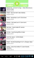 Screenshot of Hot Music Tube Videos We Love