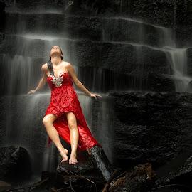 Red Dress by Jeremy Dunman - People Portraits of Women ( al, columbus, photographer, georgia, leader2 photography, alabama, portraits, phenix city, red dress, leader 2 photography, ga,  )