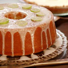 Key Lime Daiquiri Pound Cake