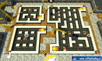 Screenshot of Capsman 3D