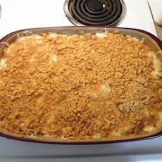 Holly's Chicken Cordon Bleu Casserole