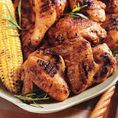 Dijon and Tarragon Grilled Chicken