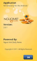 Screenshot of Nguoi Viet Directory NVePages