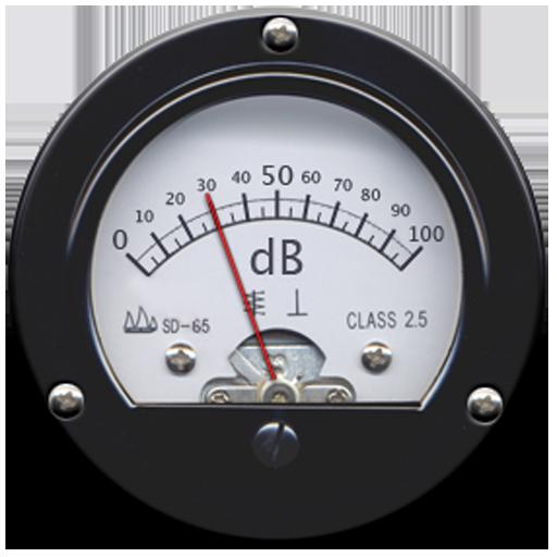 Sound Meter LOGO-APP點子