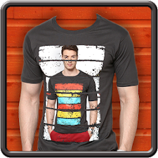 Photo On T-shirt: Photo Maker
