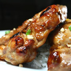 Asian Caramelized Chicken