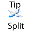 Tip & Split. Free App icon