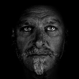 by Jack Peilow - People Portraits of Men ( beards, men, facial hair, man )