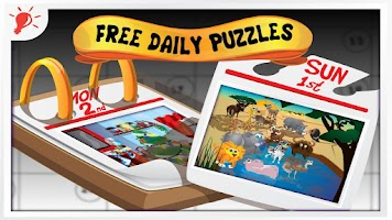 Screenshot of Kids Learning Puzzles PUZZINGO