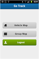 Screenshot of Go Track Pro