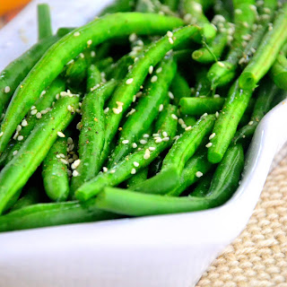 Organic Green Beans Recipes