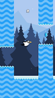 Screenshot of Flappy Penguin