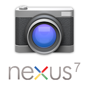 Nexus 7 Camera - Donate