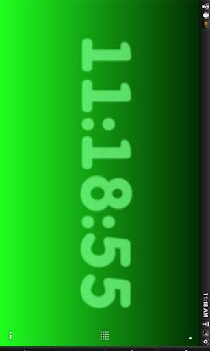 【免費個人化App】Bubbles & clock PRO-APP點子