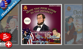 Screenshot of American History Books Free