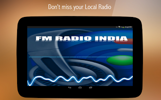 Screenshot of FM Radio India All Stations