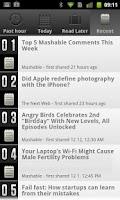 Screenshot of Currently Tech News