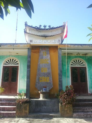 NHa Bia Tuong Niem Ky Lac