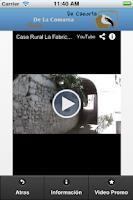 Screenshot of Guia de la Comarca de Cazorla