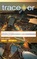Screenshot of Traceper