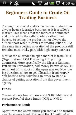 玩財經App|Oil Trading.免費|APP試玩