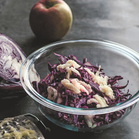Mom's Sweet-and-Sour Red Cabbage