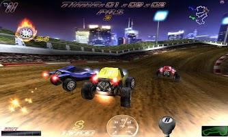 Screenshot of Cross Racing Ultimate Free