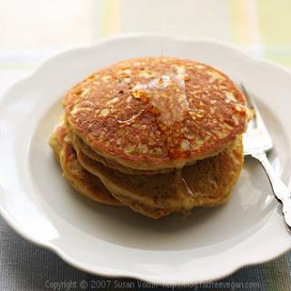 Vegan Orange Juice Pancakes Recipes
