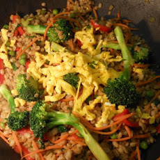 Stir-Fried Asian Barley