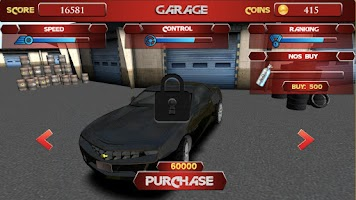 Screenshot of SpeeD Drive
