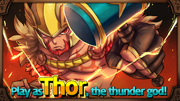 Screenshot of Thor: Lord of Storms