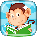 Free Download Monkey Junior: Learn to read English, Spanish&more APK for Blackberry