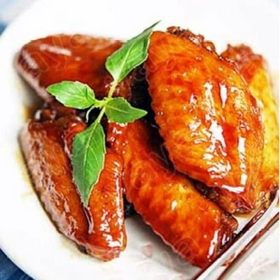 Cola Chicken Wings