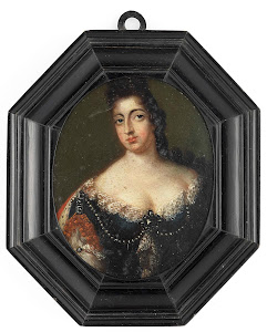 RIJKS: anoniem: painting 1695