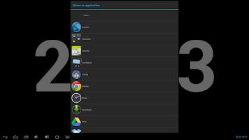 Screenshot of Car Display