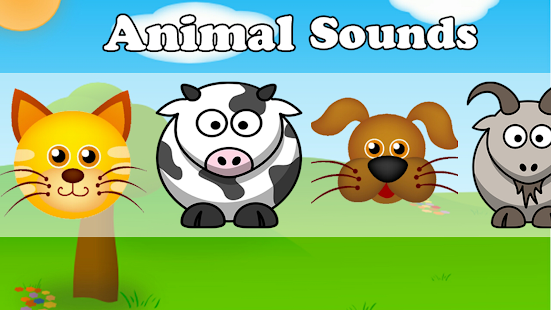 Animal Sounds for babies - screenshot