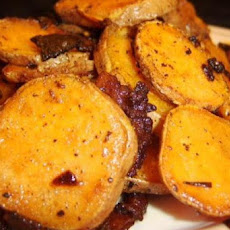 Yummy Bacon Sweet Potatoes
