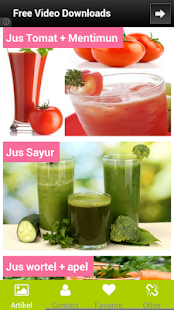 Jus Diet Alami Resep APK for Blackberry | Download Android ...