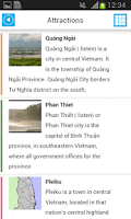Screenshot of Vietnam Offline Map & Guide