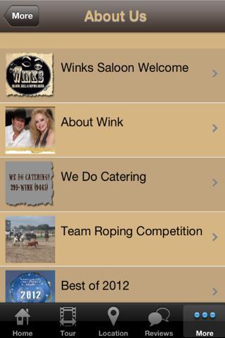 玩免費生活APP|下載Wink's Saloon app不用錢|硬是要APP